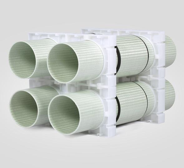BWFRP纤维编织拉挤玻璃钢管产品介绍