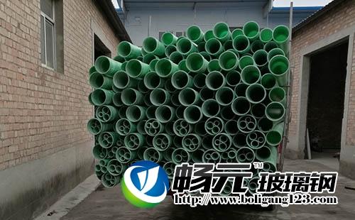 50玻璃钢管套管示意图