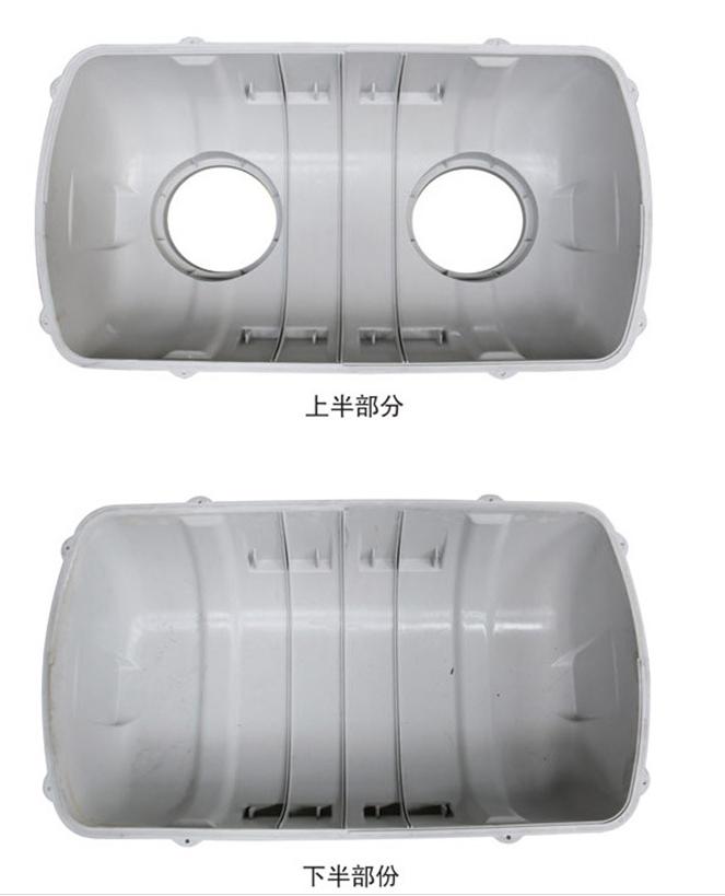 SMC玻璃钢模压化粪池