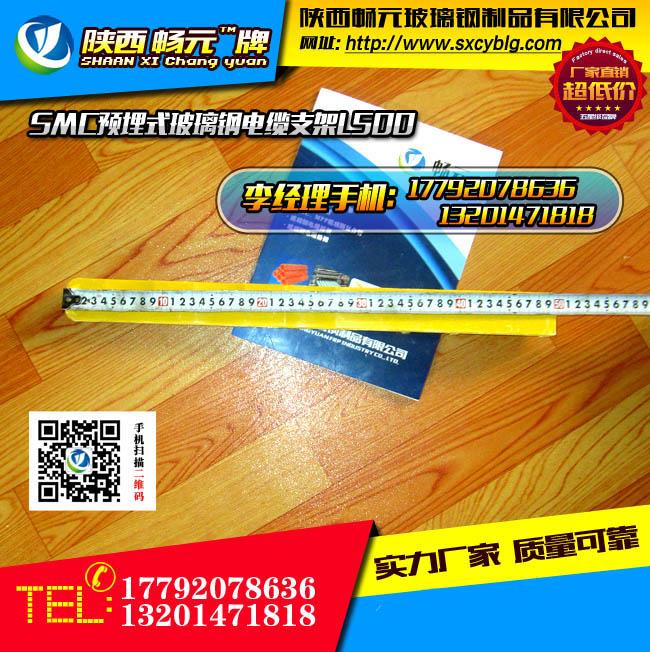 预埋式玻璃钢电缆支架L500B-3.jpg